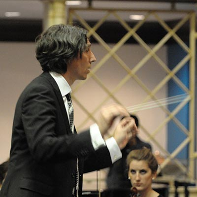 Greater Toronto Philharmonic Orchestra | Conductors