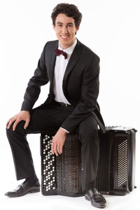 Michael Bridge, accordian